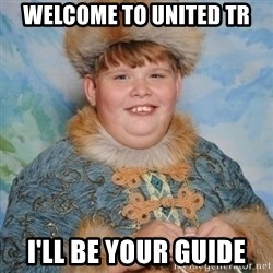 welcome to the internet i'll be your guide - WELCOME TO UNITED TR I'll BE YOUR GUIDE