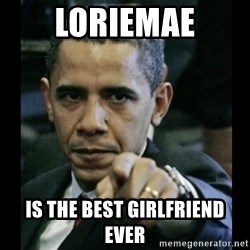 obama pointing - loriemae is the best girlfriend ever
