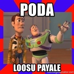Everywhere - Poda Loosu payale