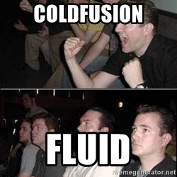 Reaction Guys - coldfusion Fluid