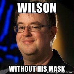 Jay Wilson Diablo 3 - Wilson  without his mask