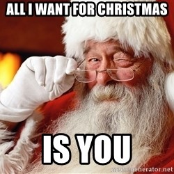 Capitalist Santa - all i want for christmas is you
