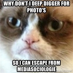 angry cat asshole - Why don't i deep digger for photo's So i can escape from mediasociologie