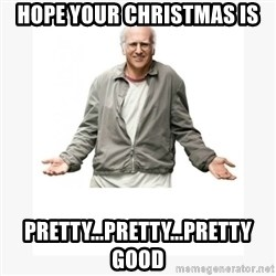 Larry David - Hope your christmas is pretty...pretty...pretty good
