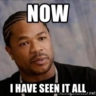 Xzibit WTF - NOW I HAVE seen it all