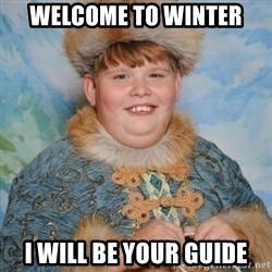 welcome to the internet i'll be your guide - Welcome to winter I will be your guide