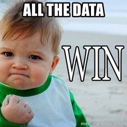 Win Baby - all the data