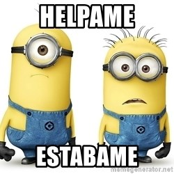 Innocent Minions - Helpame Estabame