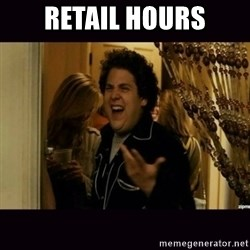 fuck me right jonah hill - Retail Hours