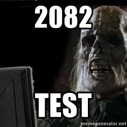 OP will surely deliver skeleton - 2082 test