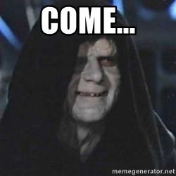 Sith Lord - COME...