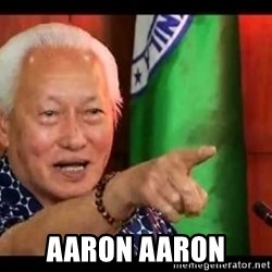 Mayor Lim Meme -  Aaron Aaron