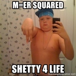 Cookie Gangster - M=ER squared shetty 4 life