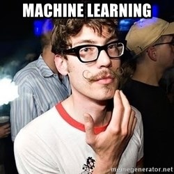 Super Smart Hipster - Machine learning