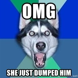 Spoiler Dog - Omg she just dumped him