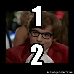 Dangerously Austin Powers - 1 2
