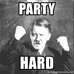 Disco Hitler - Party Hard