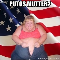 Asinine America - Putos Mutter?
