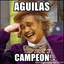 yaowonkaxd - Aguilas  campeon