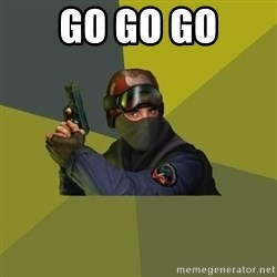 Counter Strike - GO GO GO