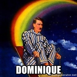 Bed Time Hitler -  Dominique