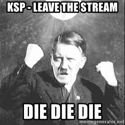 Disco Hitler - KSP - Leave the Stream Die die die