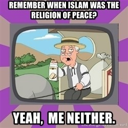 Pepperidge Farm Remembers FG - remember when islam was the religion of peace? yeah,  me neither.