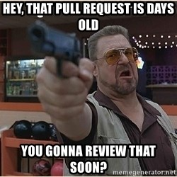 WalterGun - hey, that pull request is days old you gonna review that soon?
