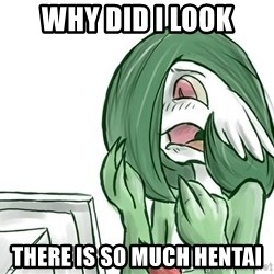 Pokemon Reaction - Why did i look There is so much hentai