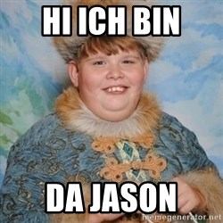welcome to the internet i'll be your guide - Hi ich bin  Da Jason
