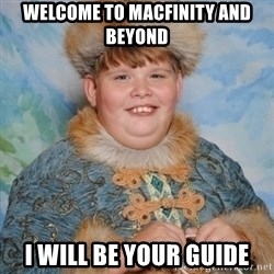 welcome to the internet i'll be your guide - Welcome to Macfinity and Beyond I will be your guide
