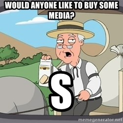 Family Guy Pepperidge Farm - Would anyone like to buy some media? S
