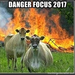 Evil Cows - Danger Focus 2017