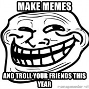 Troll Face in RUSSIA! - Make memes and troll your friends this year