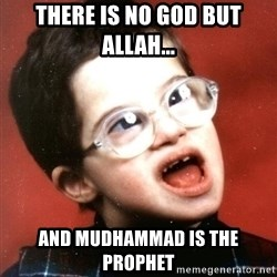 Are You A Wizard - there is no god but allah... and mudhammad is the prophet
