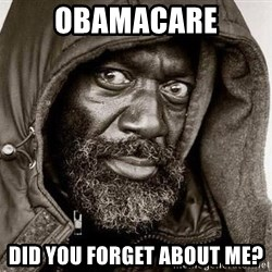 You Gonna Get Raped - obamacare did you forget about me?