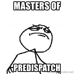 Fuck Yeah - Masters of  predispatch