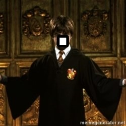 Harry Potter Come At Me Bro - .