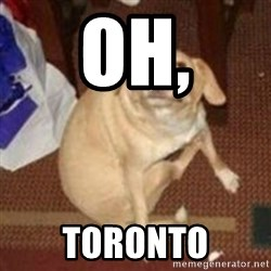 Oh You Dog - Oh, Toronto