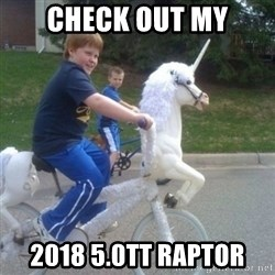 unicorn - Check out my 2018 5.0TT Raptor