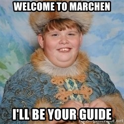welcome to the internet i'll be your guide - WELCOME TO MARCHEN I'LL BE YOUR GUIDE
