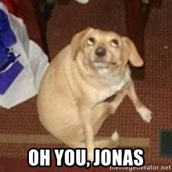 Oh You Dog -  OH YOU, JONAS