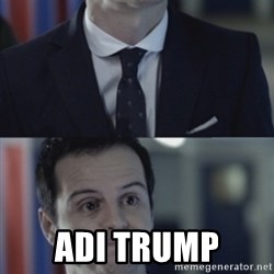 Misleading Moriarty -  adi trump