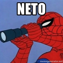 Spiderman Lunar Eclipse - Neto