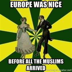 HistoryDance - europe was nice before all the muslims arrived