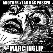 Inglip - another year has passed marc inglip