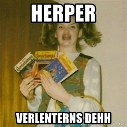 Goosebumps Girl Sings - HERPER VERLENTERNS DEHH