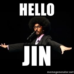 AFRO Knows - Hello Jin