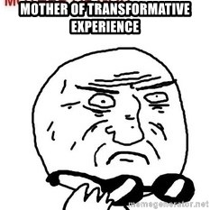 Mother Of God - Mother of transformative experience