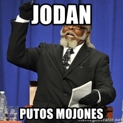 Rent Is Too Damn High - Jodan putos Mojones